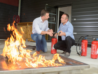 Healy-Fire-Safety-Training
